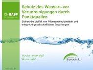 Präsentation Punktquellen - BASF Pflanzenschutz Österreich