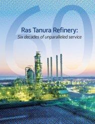 Ras Tanura Refinery: 60 years young - Saudi Aramco