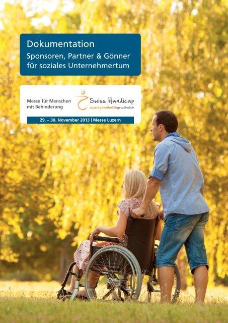 Dokumentation für Partner & Sponsoren - Swiss Handicap