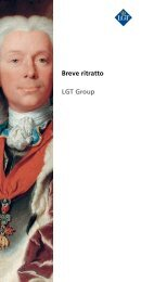 Breve ritratto LGT Group