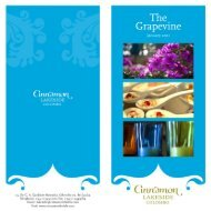 Untitled - Cinnamon Hotels & Resorts