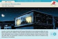 La vida en Montevideo - Manosanta