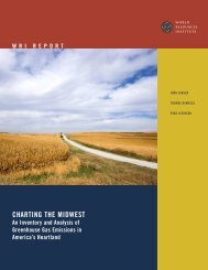 CHARTING THE MIDWEST - World Resources Institute