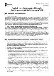 Informationsblatt - Gymnasium Lindlar