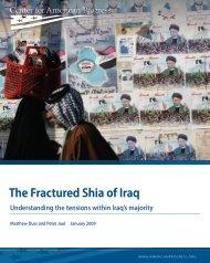 The Fractured Shia of Iraq - Center for American Progress