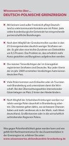 Die deutsch-polnische Grenzregion - Seite 2