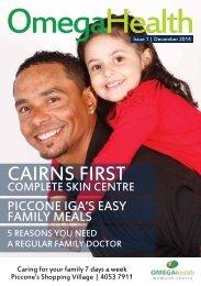 Omega Health Magazine - December 2014