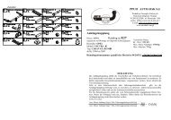 Anhängekupplung Katalog nr E27 = D [kN] PPUH AUTO ... - kupp-west
