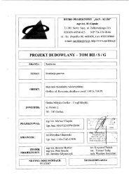 Informacja Dotycząca Bezpieczeństwa I Ochrony Zdrowia (BIOZ)