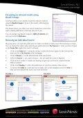 or Precedents - LexisNexis - Page 2