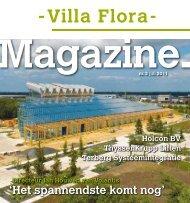 'Het spannendste komt nog' - Villa Flora
