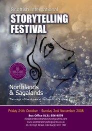 Festival Prog 08.qxd - Edinburgh UNESCO City of Literature