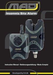 Insomnia Bite Alarm