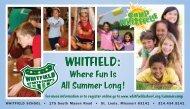Whitfield School