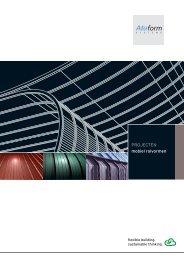 PDF geheugen (1.3 MB) - Aluform System GmbH & Co. KG