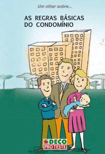 As Regras Básicas do Condomínio - deco proteste