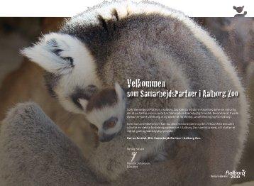 Download brochuren 'SamarbejdsPartner 2013' - Aalborg Zoo