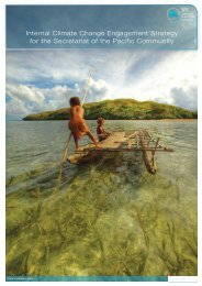 Internal Climate Change Engagement Strategy - Pacific Disaster Net