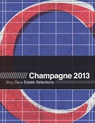 View 2013 Champagne Catalog - Michael Skurnik Wines