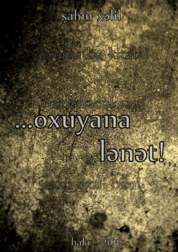 Oxuyana lənət - Kitabxana