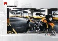 Prospekt Modelle 2012