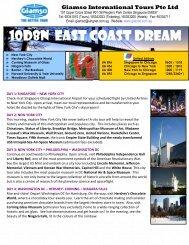 Giamso International Tours Pte Ltd - Tour Packages NATAS Travel ...