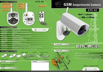 Katalog kamery