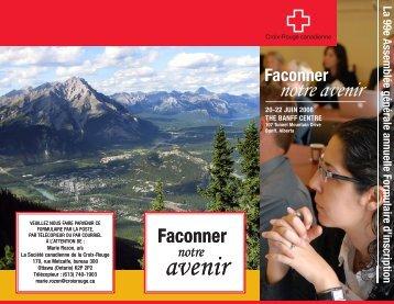 avenir - Croix-Rouge canadienne