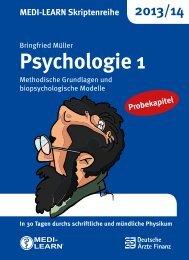 Psychologie 1
