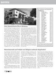 REGION BAYERN - HVD-Bayern