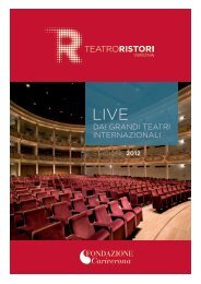 salva e stampa il programma completo - Teatro Ristori