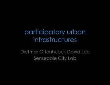 Download (pdf) - MIT SENSEable City Lab