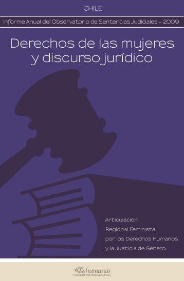 Derechos Humanos de las Mujeres y el - Articulación Regional ...