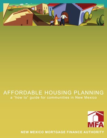 How To Booklet - MFA - Housing New Mexico