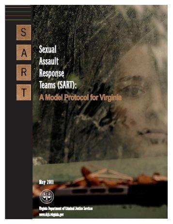 Sexual Assault Response Teams (SART): - Virginia Department of ...