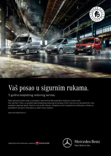 Ponuda vozila