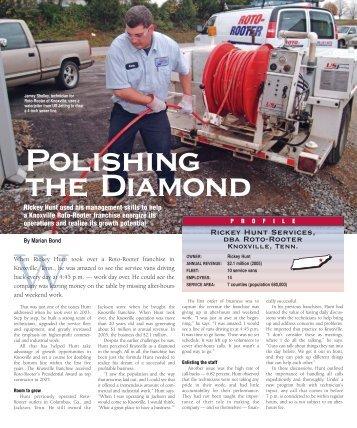 Cleaner Magazine February 2007 - US Jetting