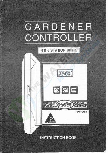 Gardener - Thewatershed.biz