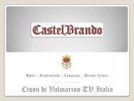 Diapositiva 1 - CastelBrando