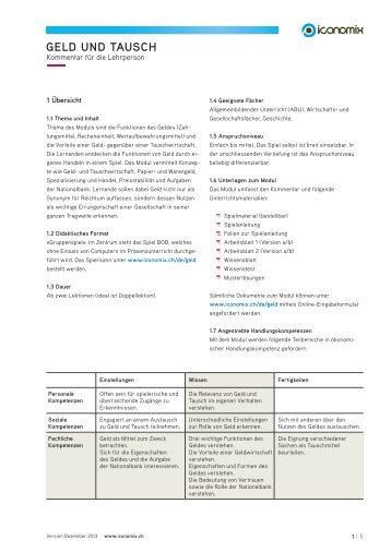 Berühmt Geld Arbeitsblatt Jahr 4 Ideen - Arbeitsblätter für ...