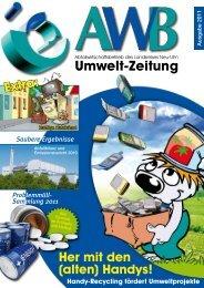 Umwelt-Zeitung - AWB