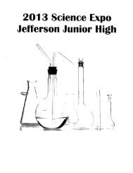 Science Expo Informational Packet 2012-2013 docx