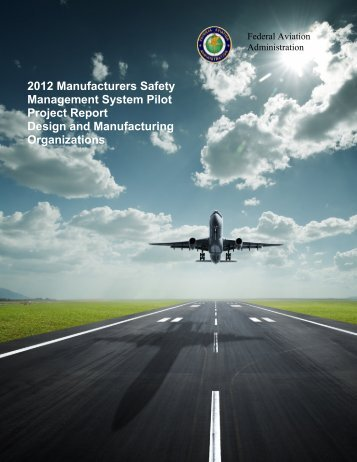 2009 SMS Pilot Project (SMSPP) Analysis - FAA