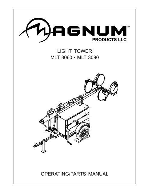 Light Tower Wiring Diagram - Auto Wiring Diagram Preview on