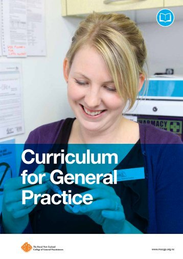 Curriculum for General Practice - The Royal New Zealand College ...