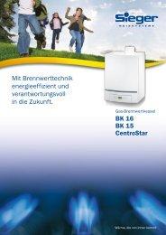 Mit Brennwerttechnik energieeffizient und verantwortungsvoll in die ...