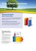 Mit Brennwerttechnik energieeffizient und verantwortungsvoll in die ... - Seite 2