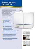 Mit Brennwerttechnik energieeffizient und verantwortungsvoll in die ... - Seite 6