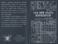 The New State Repression - Zine Library
