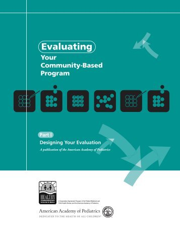 Evaluating Your Community-Based Program—Part I - American ...